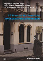 "Cover von ""50 Years of the European Psychoanalytical Federation"""